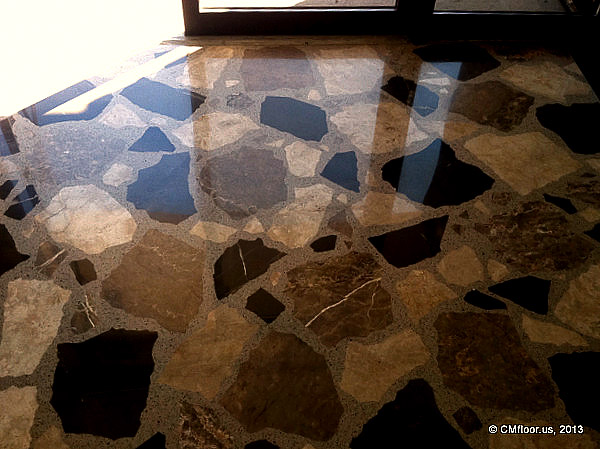Polishing Concrete Floors And Provide Industrial Flooring