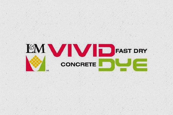 L&M Vivid Concrete Dye